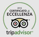 Trip Advisor - Certificato di Eccellenza