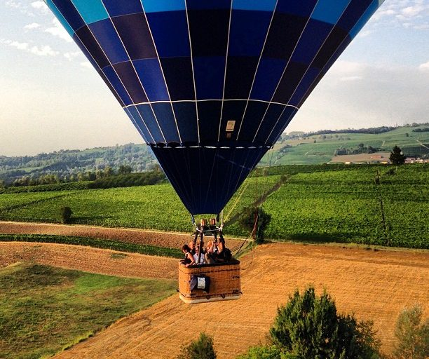 In Balloon – exclusive flights
