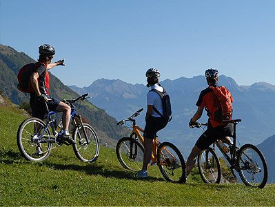 Tour in mountain bike e bici da strada